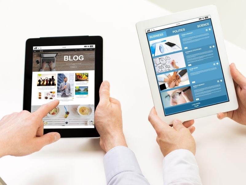 為何要找專業網頁設計公司架網?